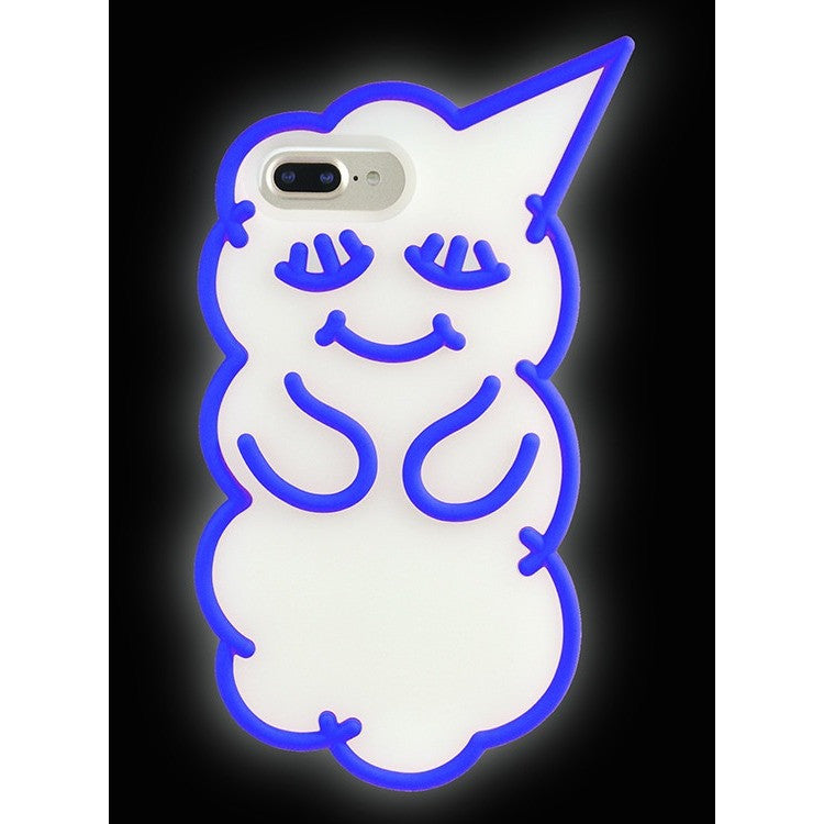 iPhone 7 plus sleepie case - glow in the dark (2 colours available) - Phone Cases - Candies Gifts