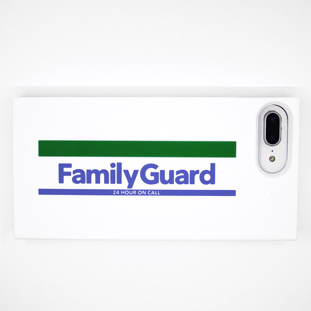 iPhone 7 Plus/8 Plus Parody Simple Case - Family Guard