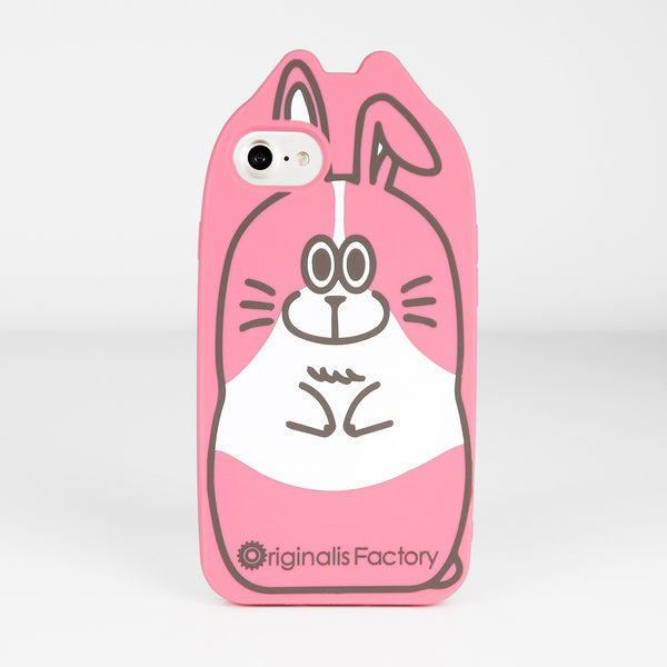 iPhone 7 Animal Case - Rabbit