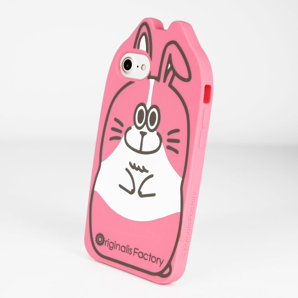 iPhone SE/7/8 Animal Case - Rabbit