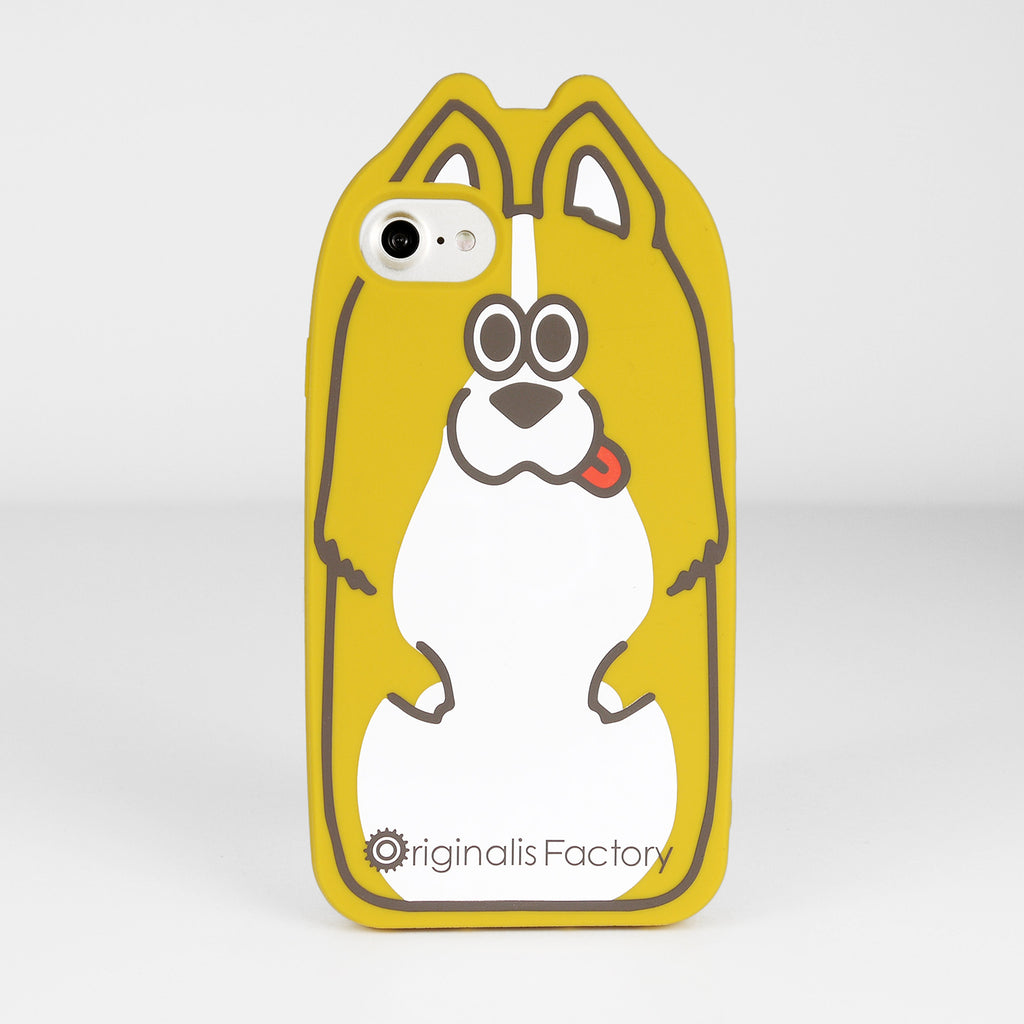 iPhone 7/8 Animal Case - Corgi