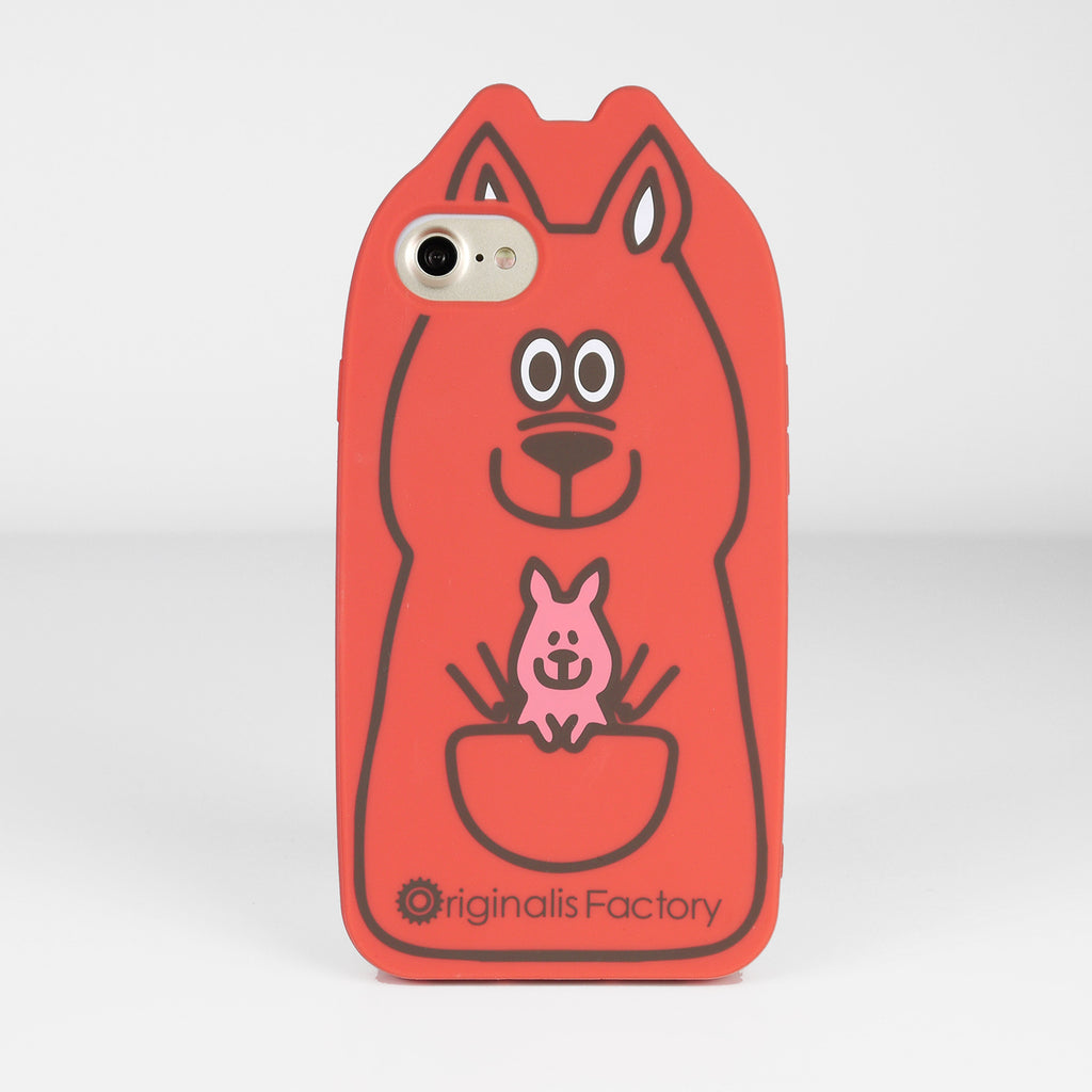 iPhone 7/8 Animal Case - Kangaroo