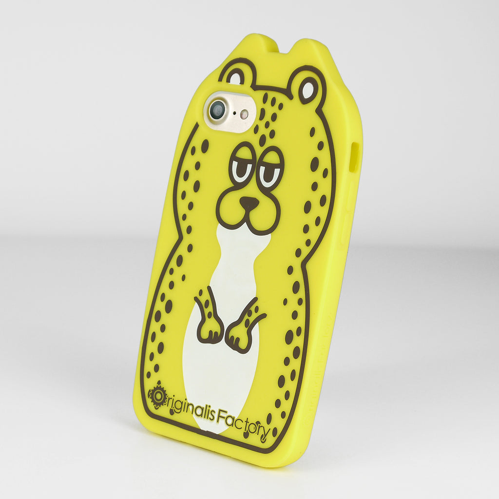 iPhone SE/7/8 Animal Case - Cheetah