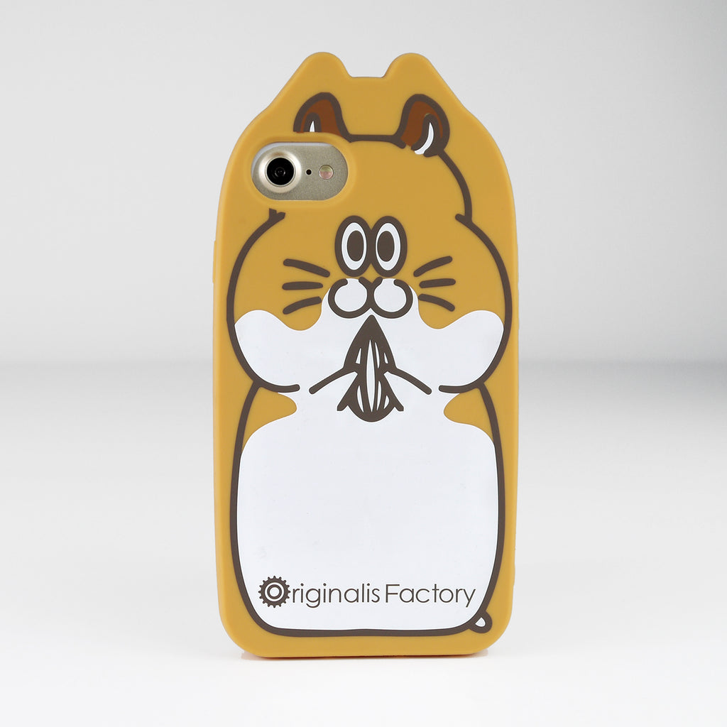 iPhone 7 Animal Case - Hamster