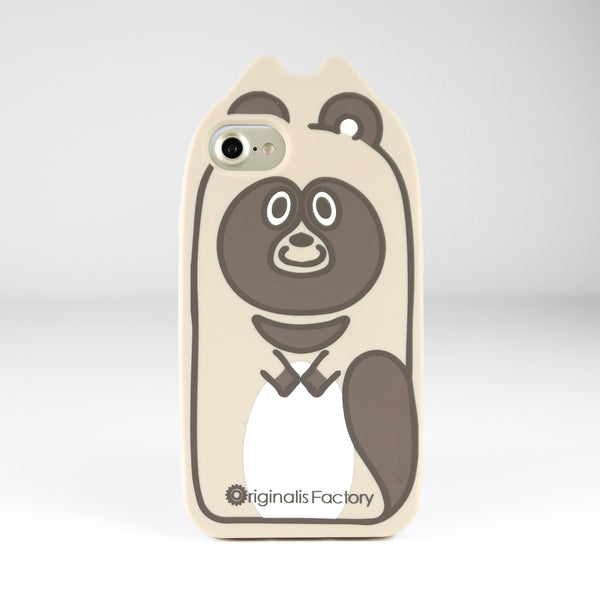 iPhone 7 Animal Case - Raccoon