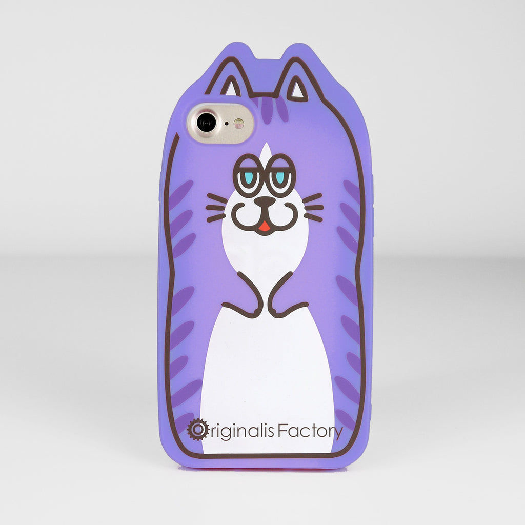 iPhone 7/8 Animal Case - Cat