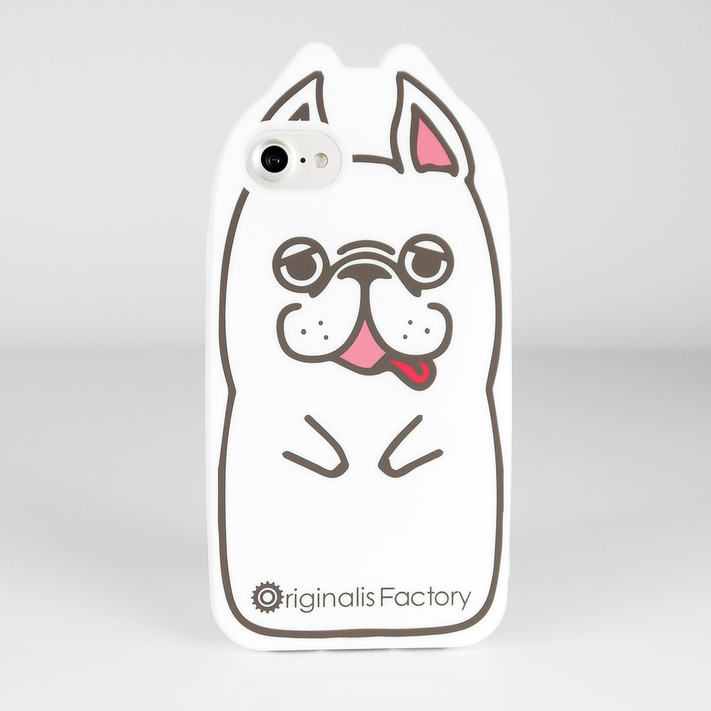 iPhone SE/7/8 Animal Case - French Bull Dog