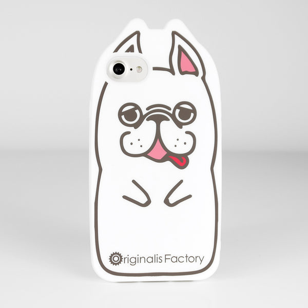 iPhone 7/8 Animal Case - French Bull Dog