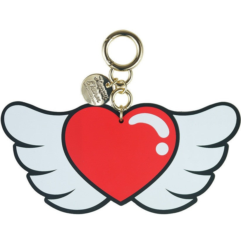 Happy Charm - Angel Heart (2 sizes available) - Accessories - Candies Gifts
