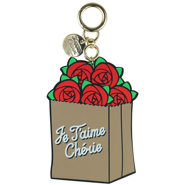 Happy Charm - Je t'aime Chéri / I Love You Darling (2 sizes available) - Accessories - Candies Gifts