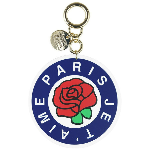 Happy Charm - I Love You Paris - Blue (2 sizes available) - Accessories - Candies Gifts