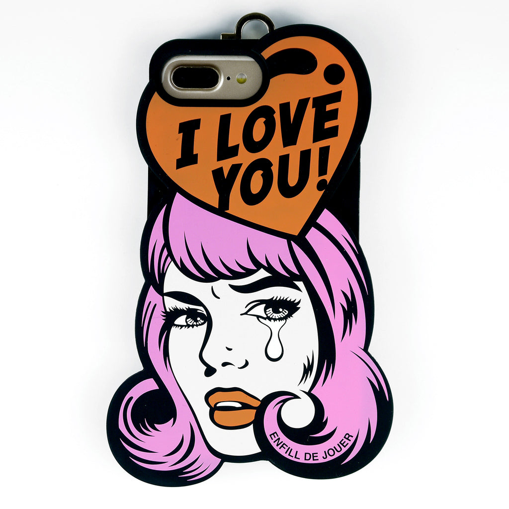 iPhone 7 Plus/8 Plus Girl's Talk Case - I Love You!
