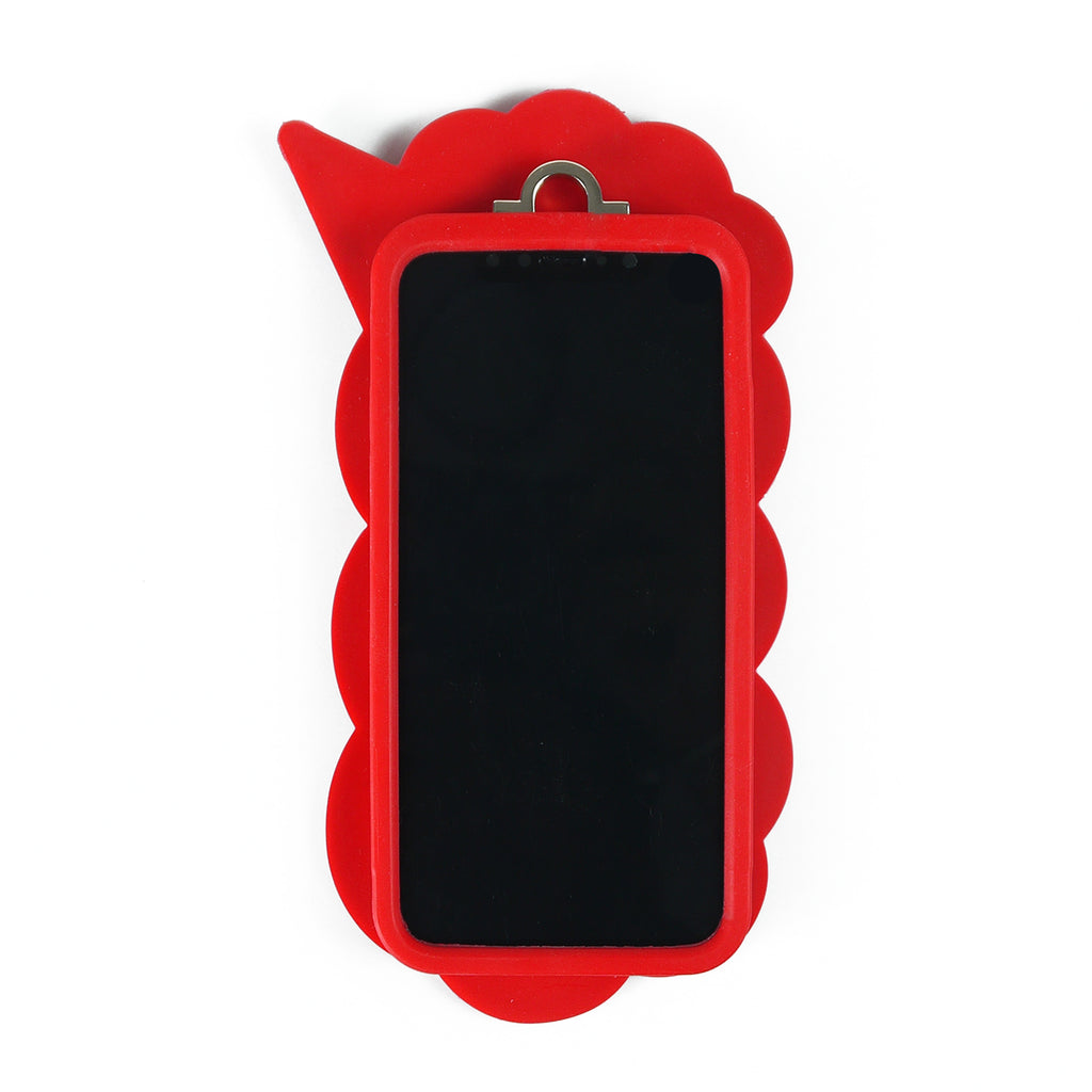 iPhone X/Xs Case - Sleepie (Red Edition)