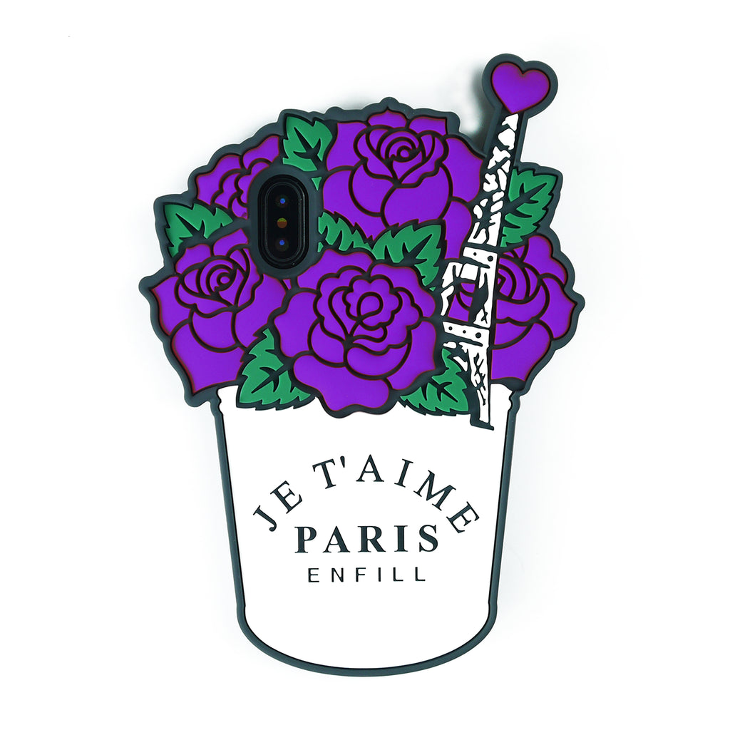 iPhone X/Xs Case - Je T'aime Paris