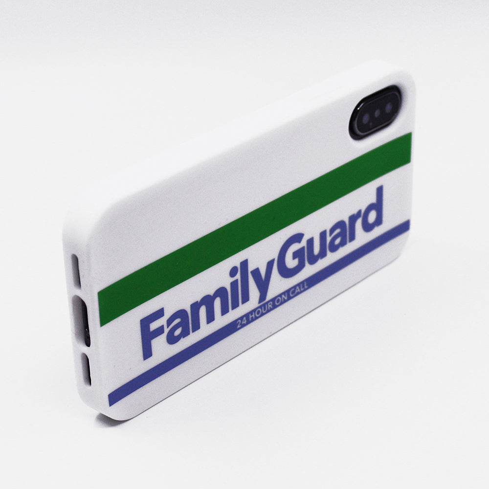 iPhone X/Xs Parody Simple Case - Family Guard