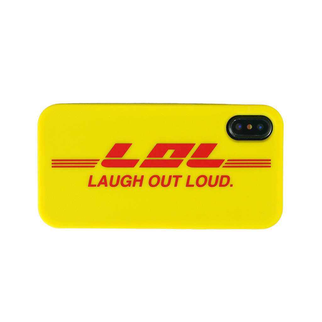 iPhone X/Xs Simple Case - LOL