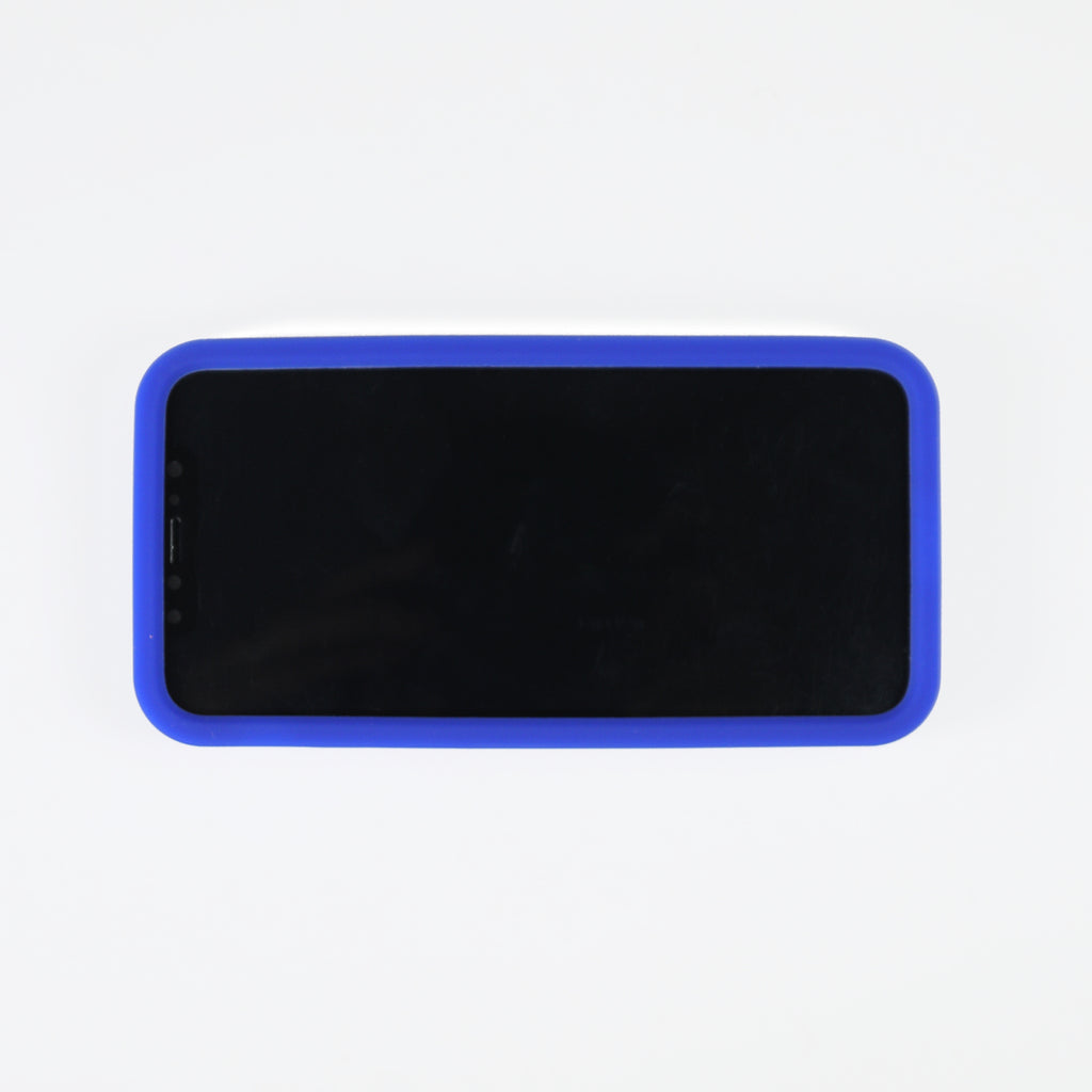 iPhone X/Xs Simple Case - Belibala (Blue)