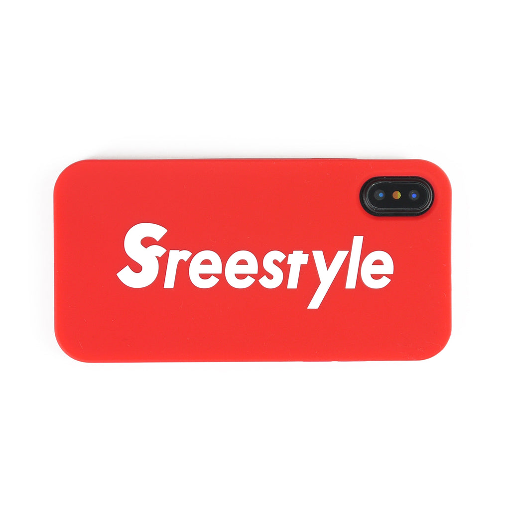 iPhone X/Xs Simple Case - Freestyle