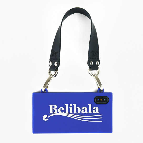 iPhone X/Xs Handbag Case - Belibala (Blue)