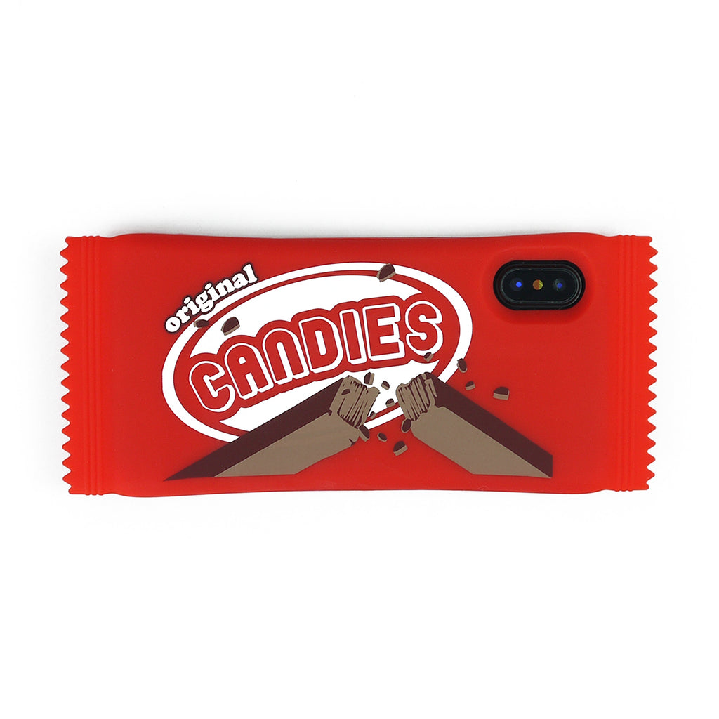 iPhone X Case - Snackpack - Chocolate