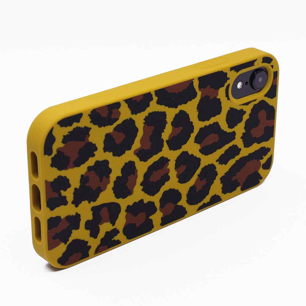 iPhone XR Simple Case - Leopard