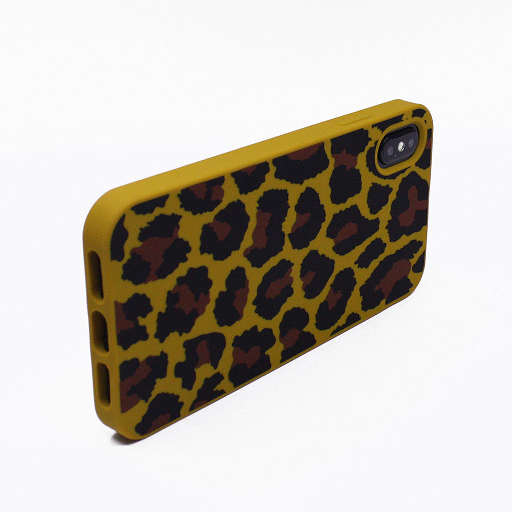 iPhone XS Max Simple Case - Leopard