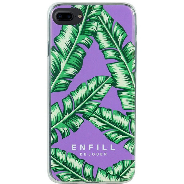 iPhone 7 Plus - TPU CASE - Tropical Glam - Phone Cases - Candies Gifts