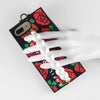 iPhone 7 Plus/8 Plus Red Rose & Pearl Case
