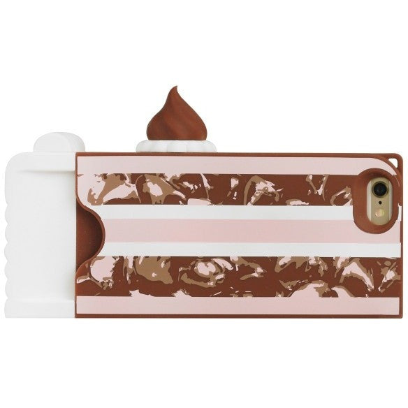 iPhone 6/6S - Cake Case - Dark Choc - Phone Cases - Candies Gifts