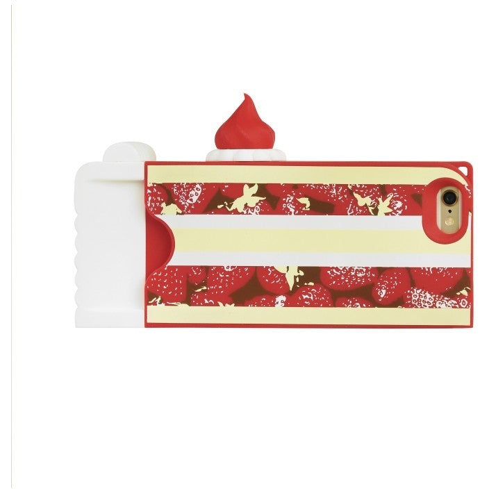 iPhone 6/6S - Cake Case -  Strawberry - Phone Cases - Candies Gifts
