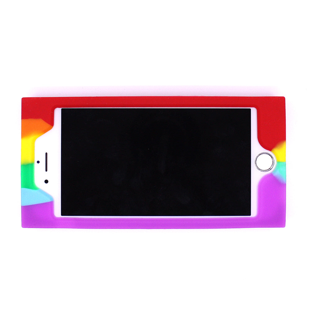 iPhone 7/8 Rainbow Simple Case - BABY LOVER