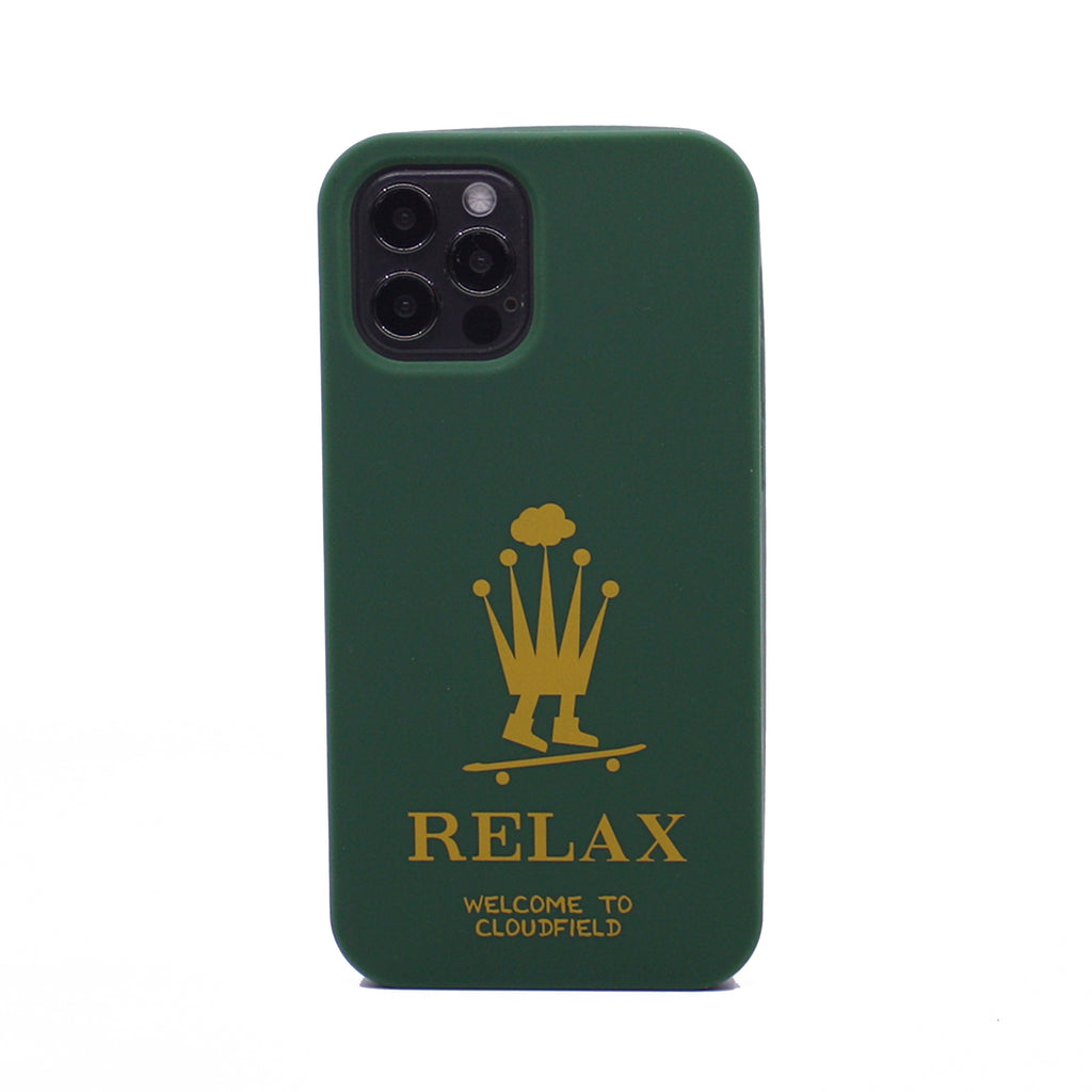 iPhone 12 / 12 Pro Simple Case - Relax