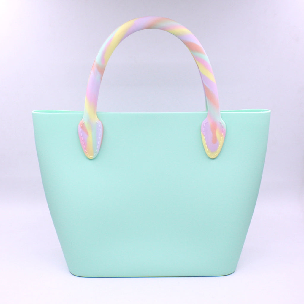 My Little Silicone Bag (Green)