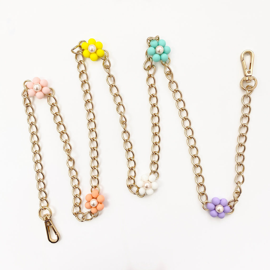 Blossom Long Strap (Mixed Colours)