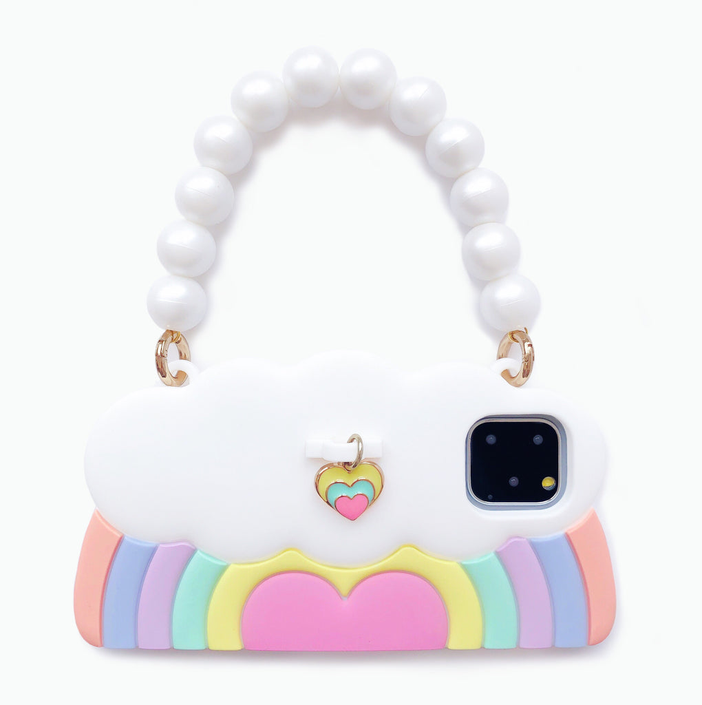 iPhone 11 Pro Case - Pastel Rainbow Dreamer