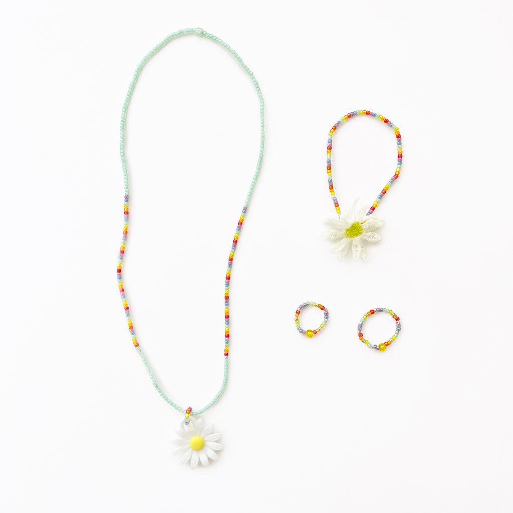 Daisy Accessories Set (Blue)