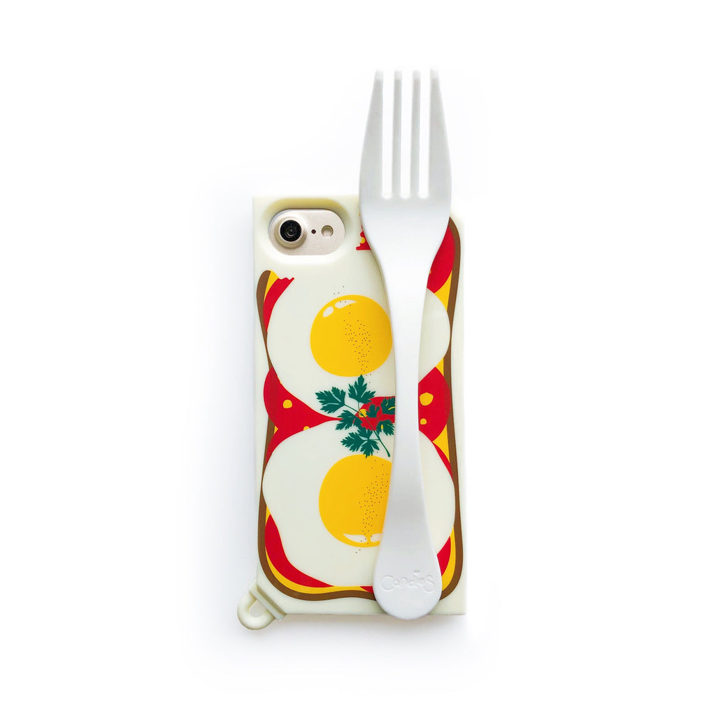 iPhone SE/7/8 Handle Case - All Day Breakfast