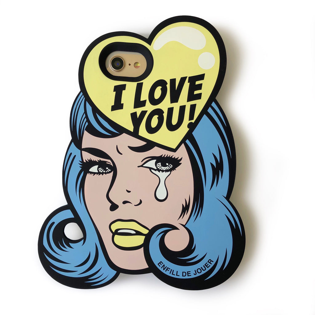 iPhone 7/8 Case - Girl's Talk