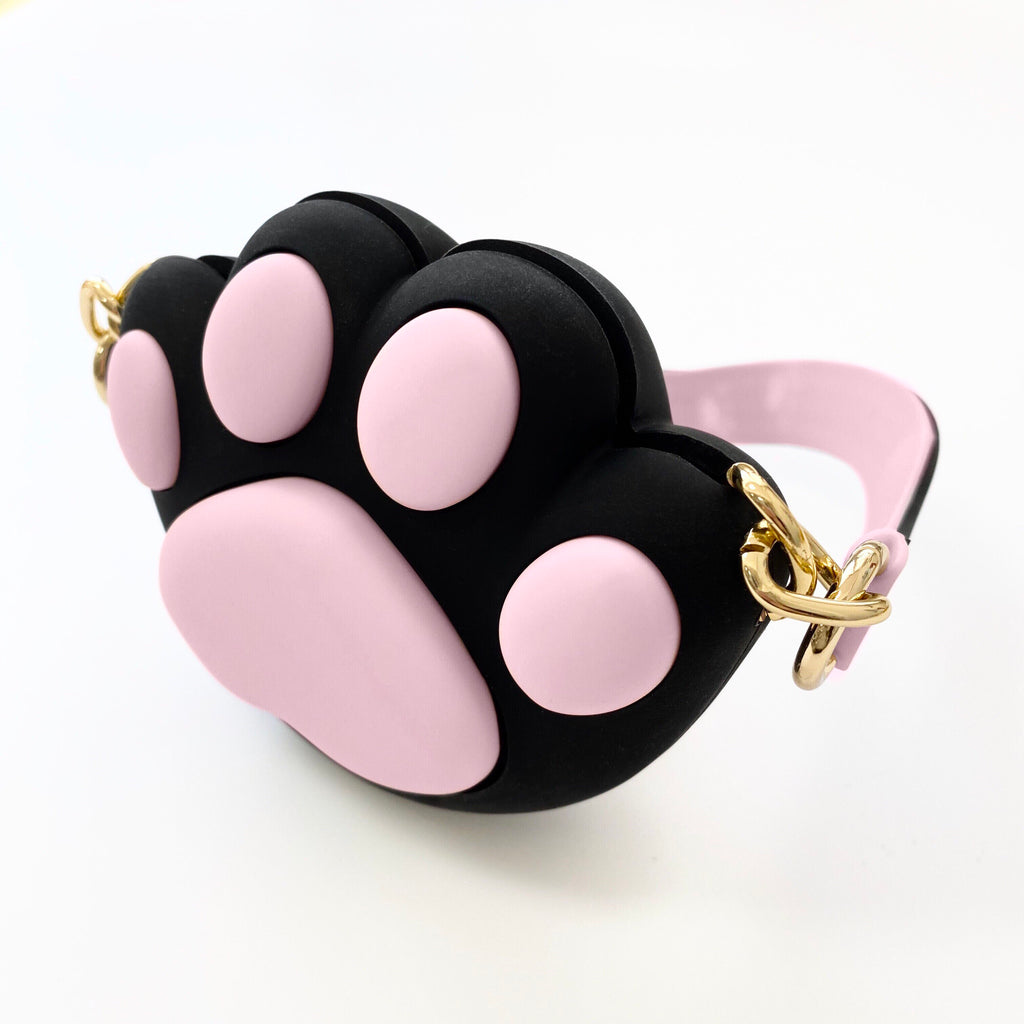 Mini Paws Pouch (Black)