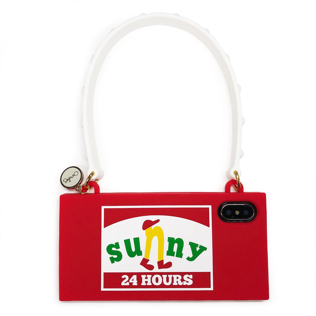 iPhone X/Xs Parody Handbag Case - Sunny 24 Hours