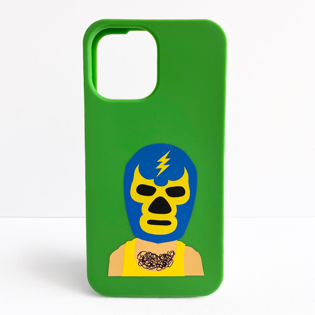iPhone 12 Pro Max Simple Case - Wrestle