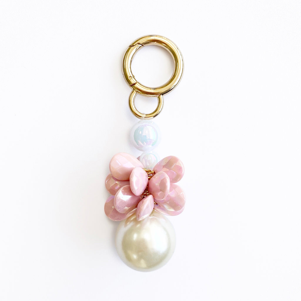 Candies Festive Charm (Large Faux Pearl)
