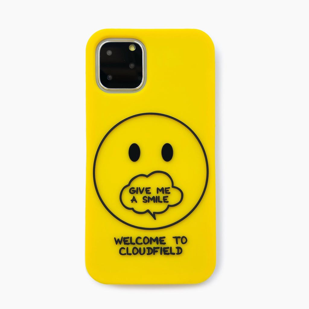 iPhone 11 Pro Simple Case - Give Me a Smile
