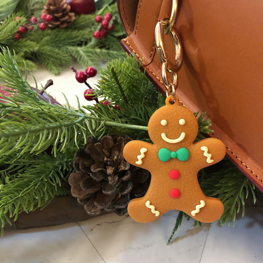 Happy Charm - Gingerbread Man