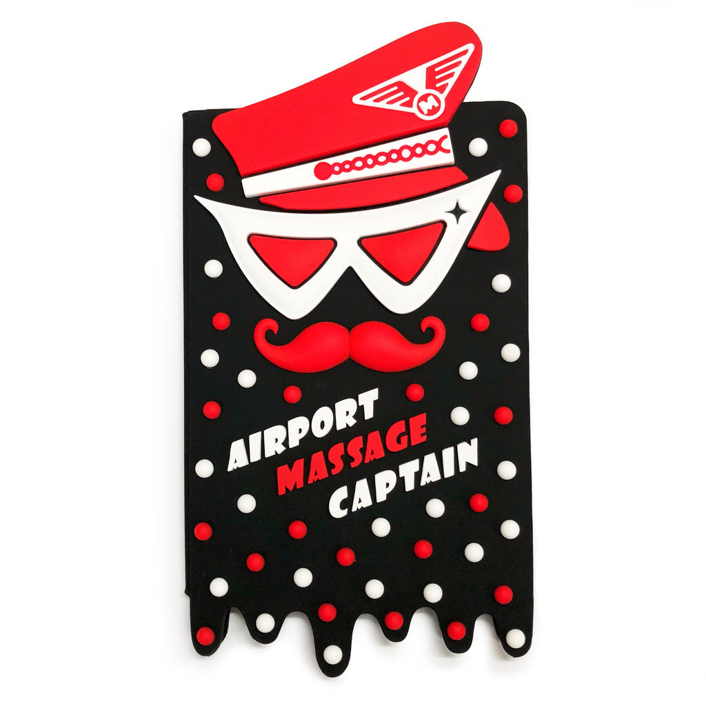 Massage Hero Passport Cover