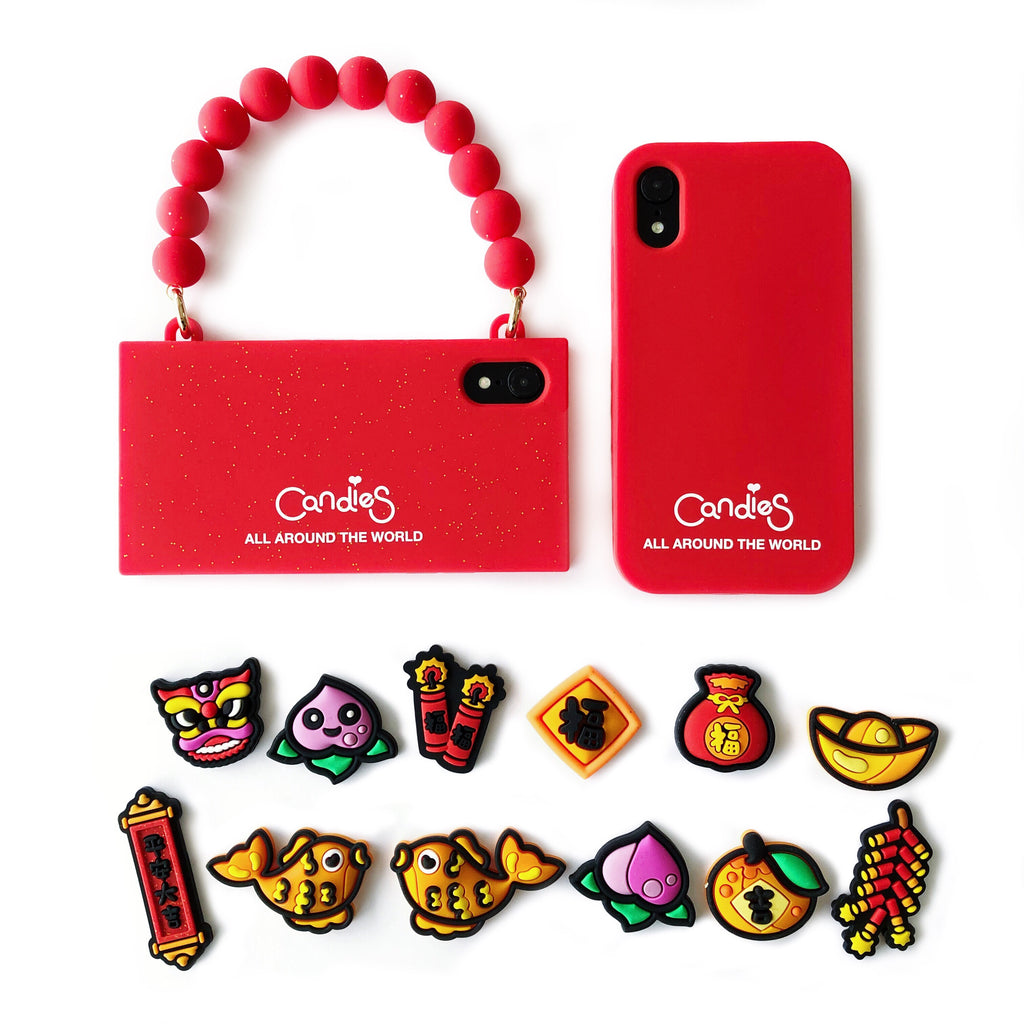 Chinese iPhone Case & Play Icon Gift Set