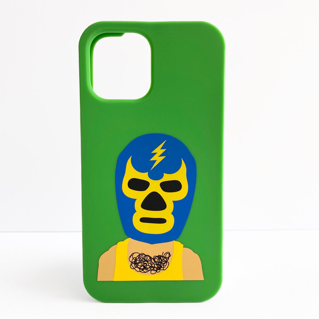 iPhone 12/12 Pro Simple Case - Wrestle