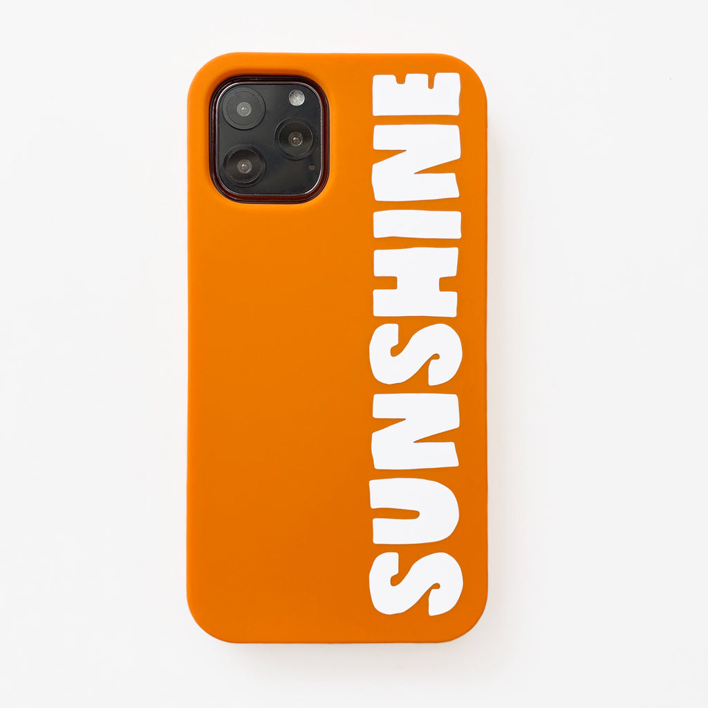 iPhone 11 Pro Simple Case - Sunshine