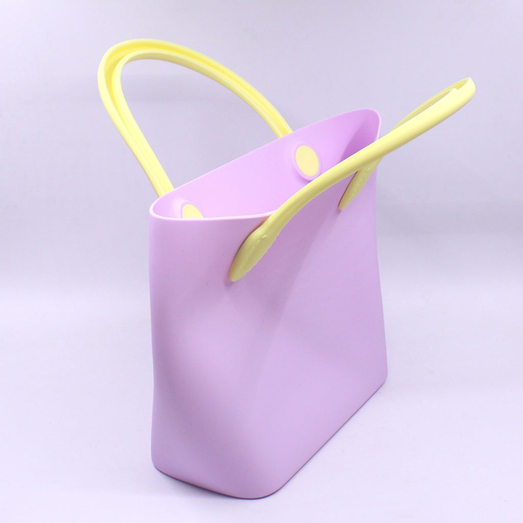 My Little Silicone Bag (Purple)