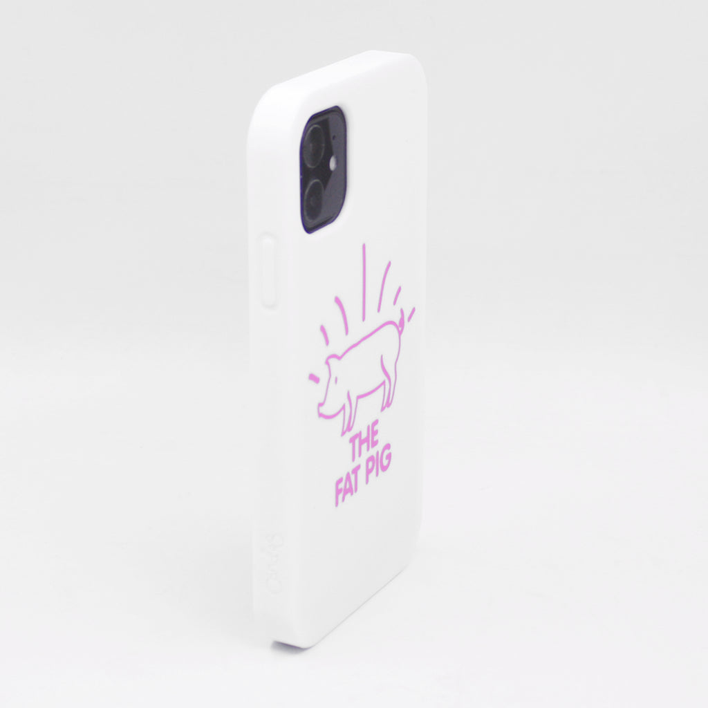 iPhone 11 Simple Case - The Fat Pig